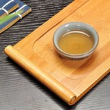 Tea tray - bamboo - flat board (S)_