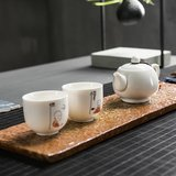 Tea set for 2 - little monk_