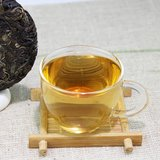 Mang Zhi - Ancient mountain collection raw Pu'er pancake 100g_