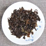 Ripe Pu'er tea with lotus leaves tuo_