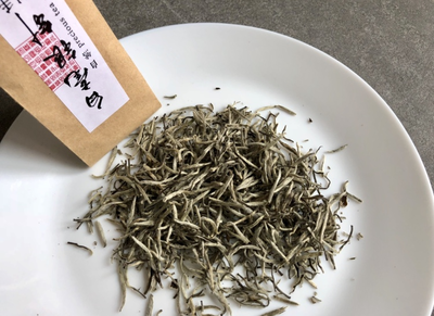 Exclusive Bai Hao Yin Zhen (silver needles) witte thee 20g